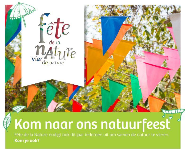 Fête de la Nature poster